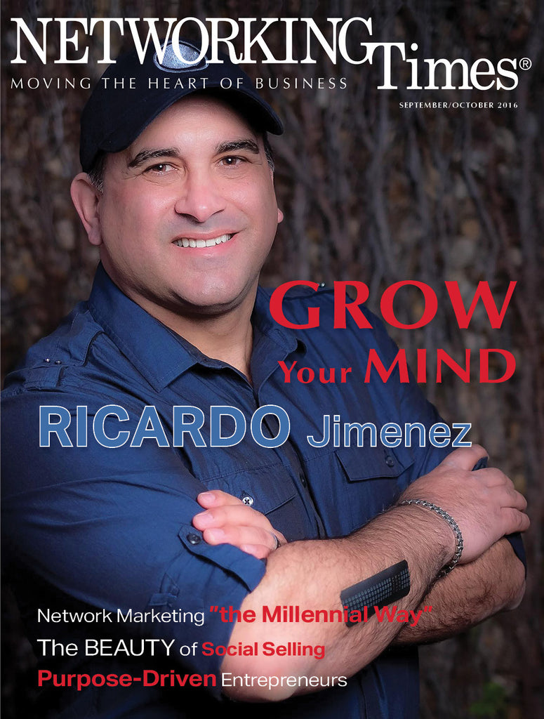 Networking Times - Sep/Oct 2016: LIMITED EDITION - Jimenez