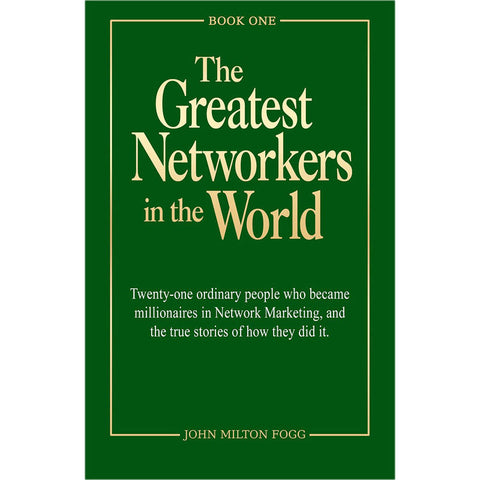 The Greatest Networker in the World [2 Free Books!]