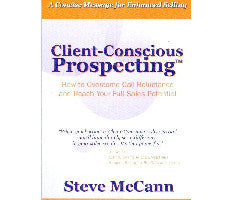 Client-Conscious Prospecting 4-CD Set