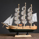 Load image into Gallery viewer, Black Pearl Corsair Sailing Boats