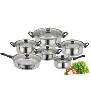 Gemni 6 PC Cookware Set