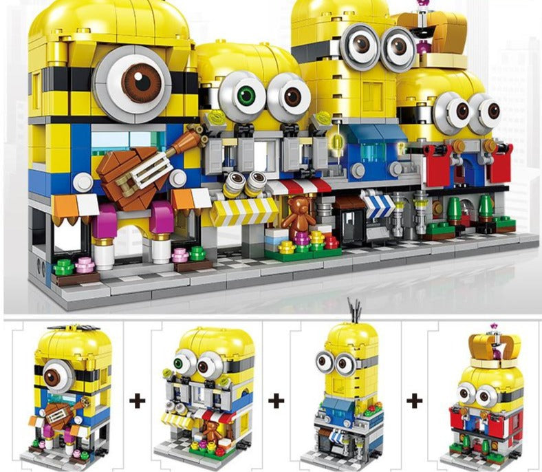 Imprismo™ Lego Minion City