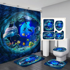 Bathroom Ocean Design Bundle