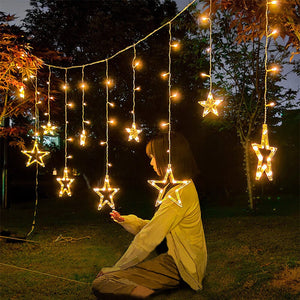 Glamour Bright LED Stars