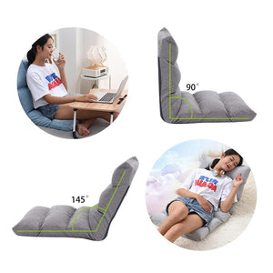 Soft Japanese Adjustable Floor Chair