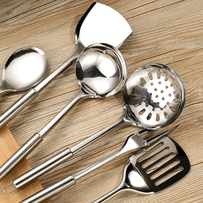 Marix Professional Kitchen Stainless Steel Utensil Set