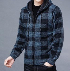 Alphine Wool Sweater Coat