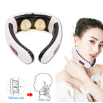 Load image into Gallery viewer, Imprismo™ Electric Pulse Back And Neck Massager
