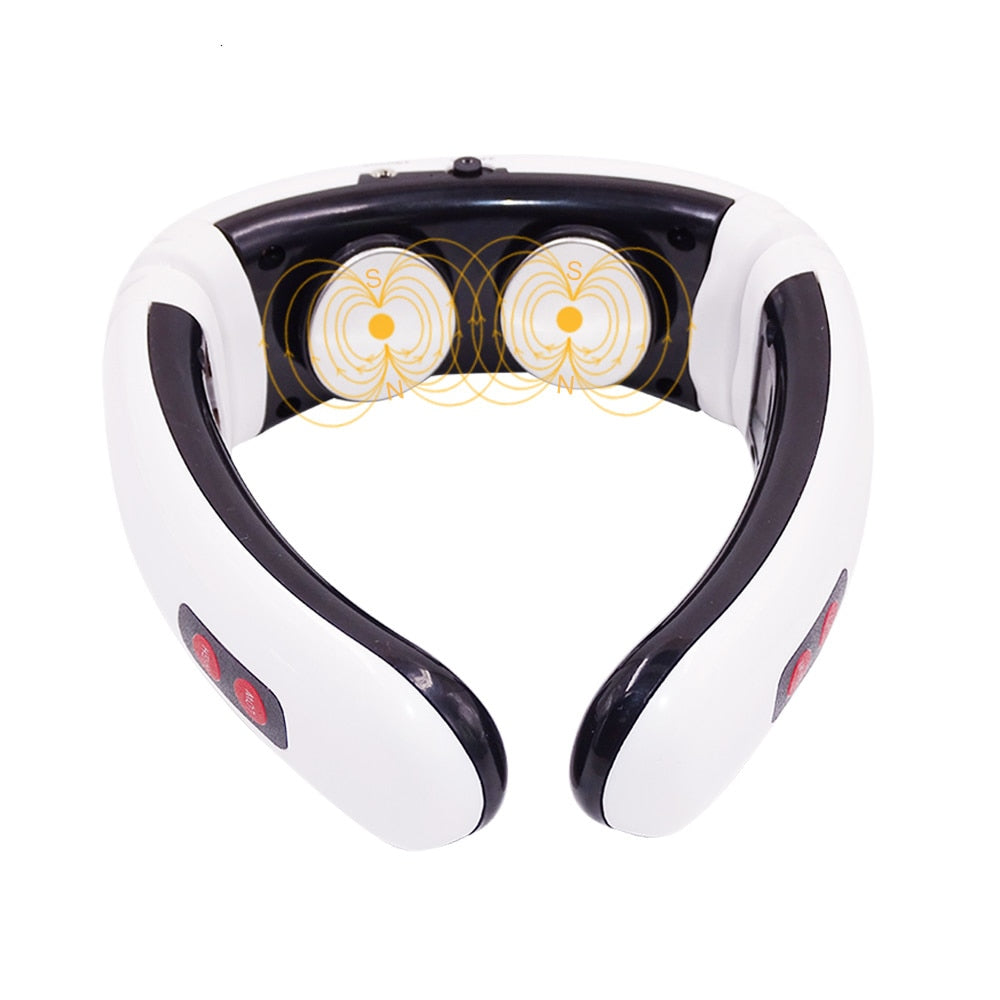 Imprismo™ Electric Pulse Back And Neck Massager