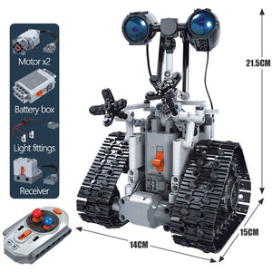 Creative RC Electric Robot