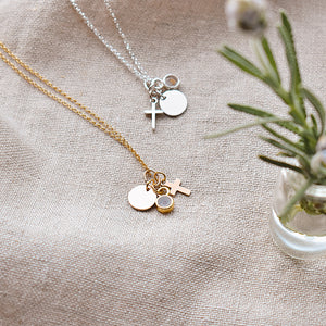 Faith Custom Mustard Seed Necklace