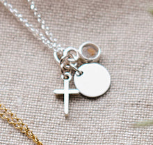 Load image into Gallery viewer, Faith Custom Mustard Seed Necklace