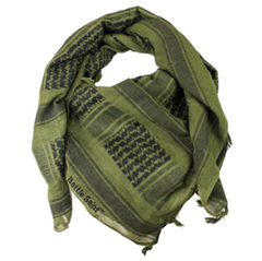 Combat Scarf - Green
