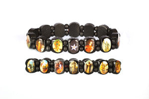 Battle Saint™ Bracelet - Black
