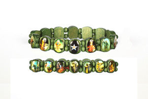 Battle Saint™ Bracelet - Green
