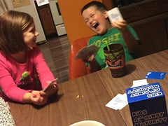 Card Game for Kids and Humanity, Super Fun Hilarious for Family Party Game Night, Expansion Pack #3