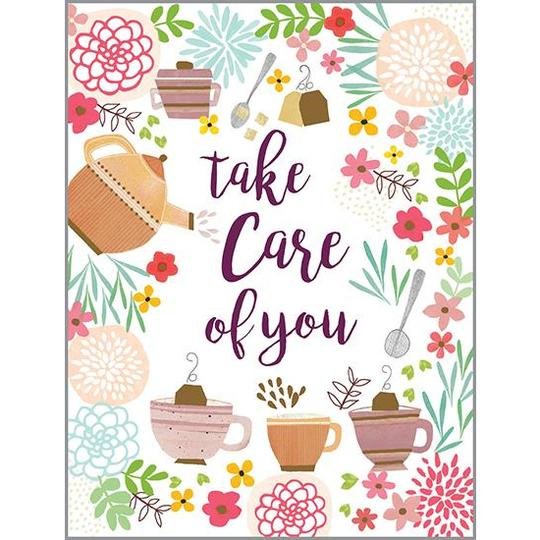 Get Well Card- Take care Of You
