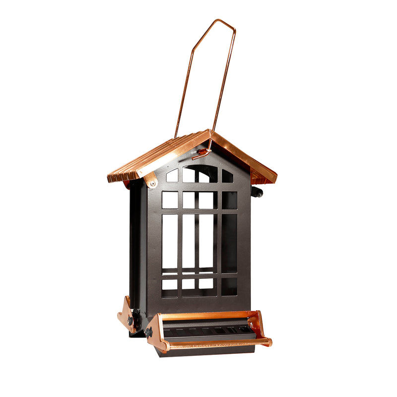 Audubon Coppertop Chateau Squirrel Resistant Feeder