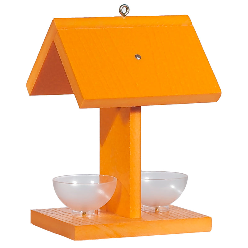 Going Green Oriole Jelly Feeder - Recycled Plastic