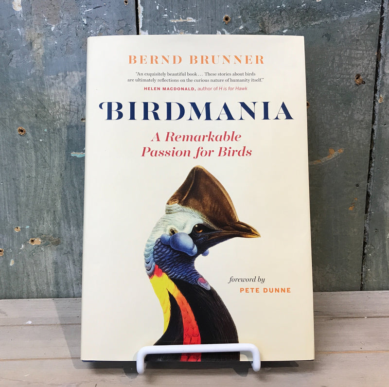 Birdmania - A remarkable passion for birds