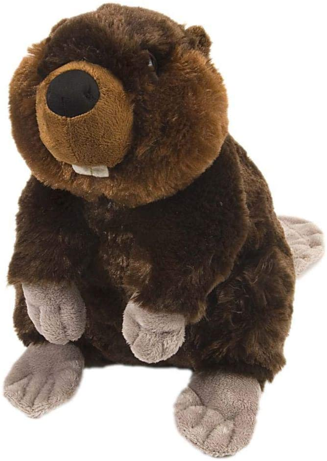 Wild Republic- Beaver Stuffed Animal