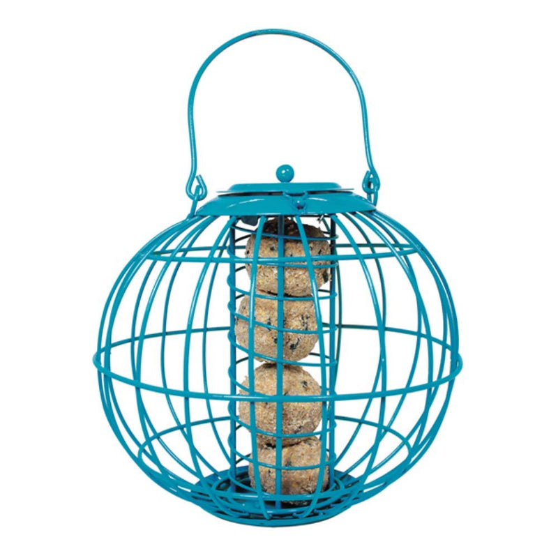 PineBush Globe Suet Ball Feeder