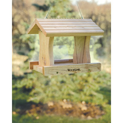Woodlink Deluxe Cedar Feeder-Medium