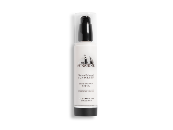 Beekman 1802 Hello Sunshine Sunscreen