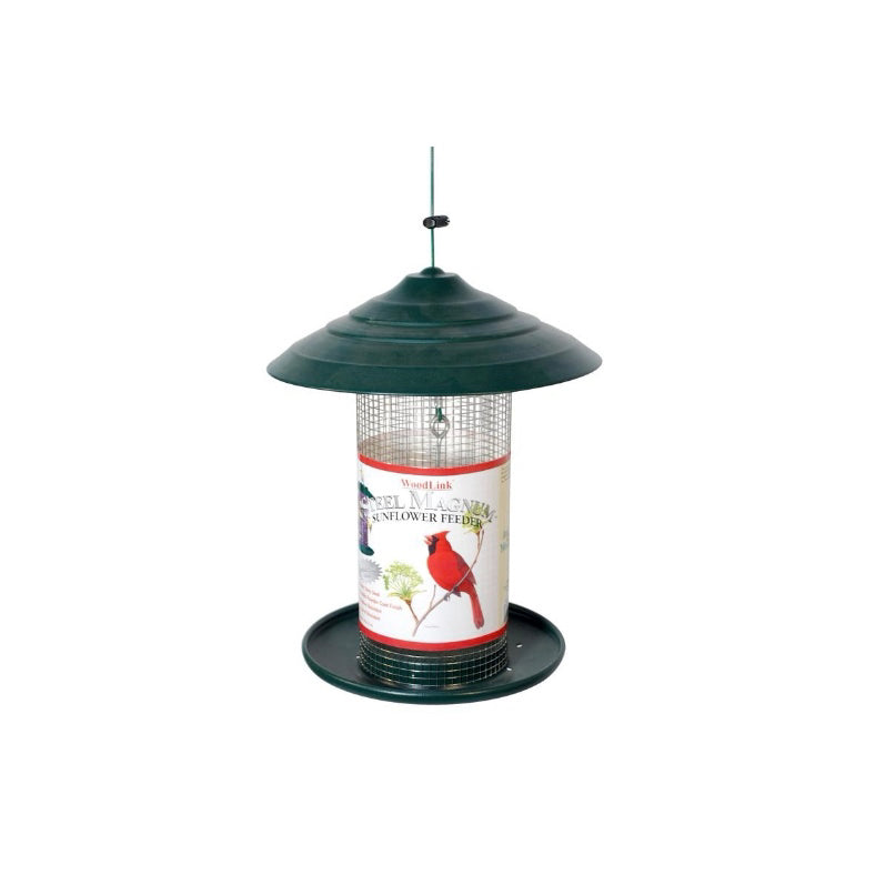 Steel Magnum Sunflower Feeder