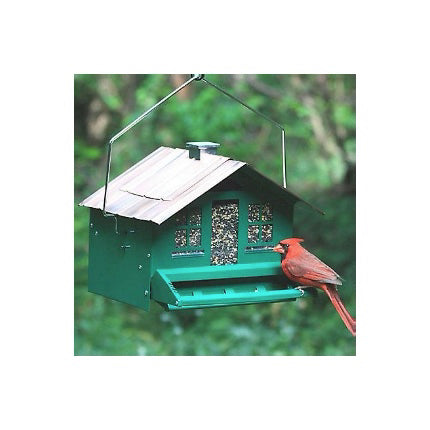 Perky Pet Squirrel Be Gone Home Style Wild Bird Feeder