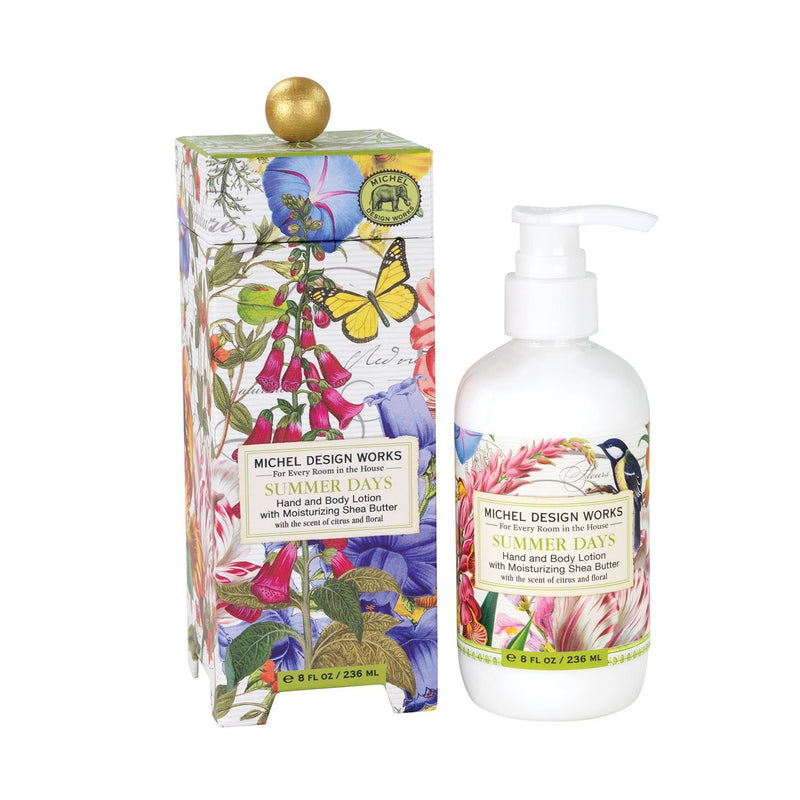 Michel Design Summer Days Hand and Body Lotion