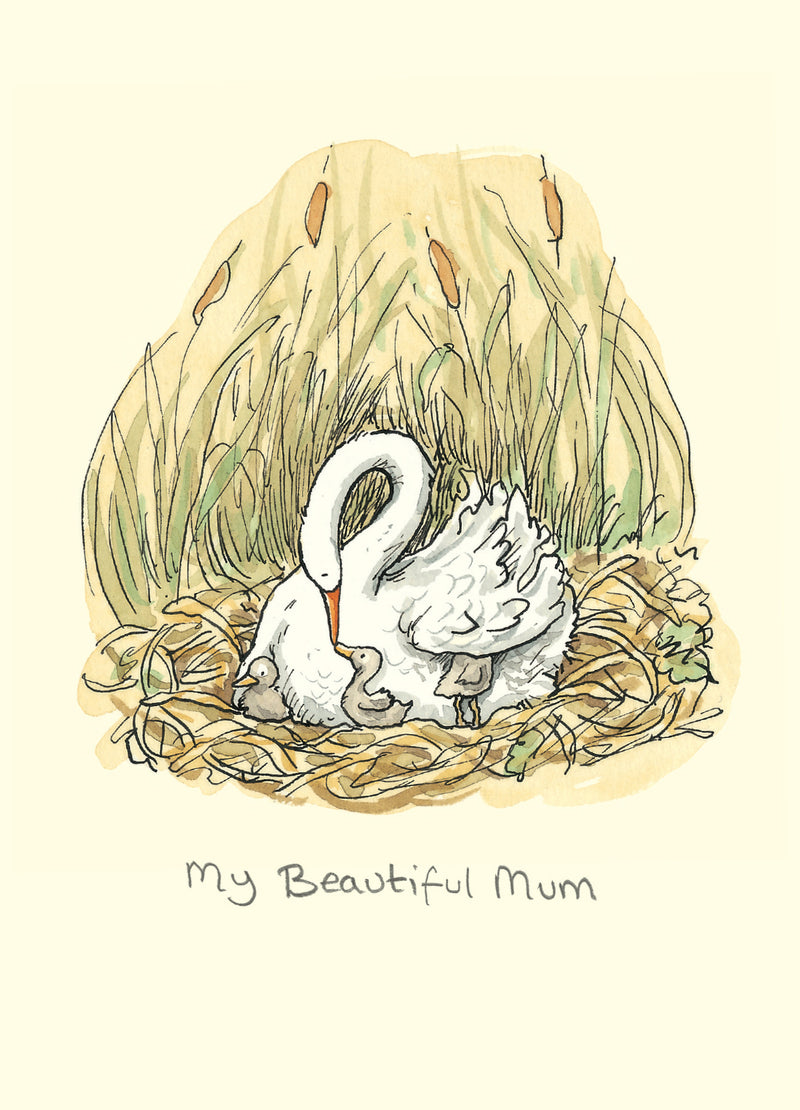 Mother's Day Card- My Beautiful Mum