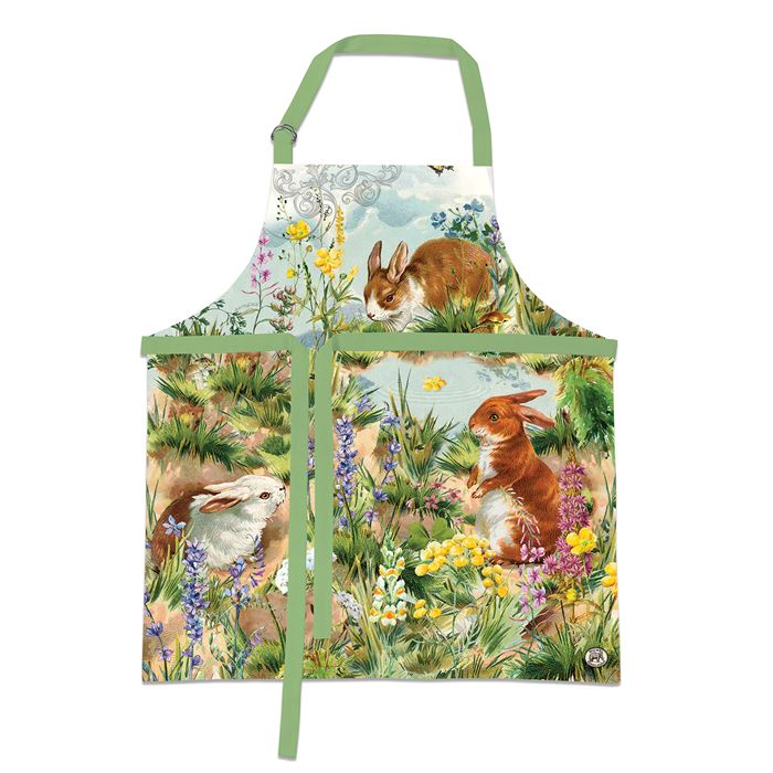 Michel Design- Bunny Hollow Apron