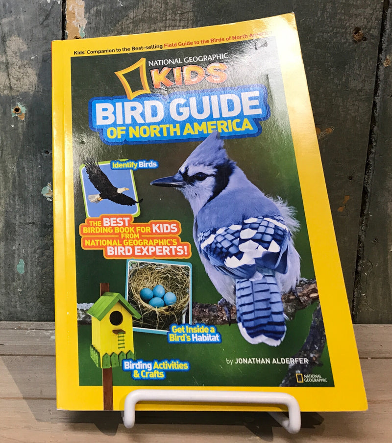 Bird Guide of North America - National Geographic Kids