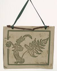 Amaranth Stoneware- Fern for Spring