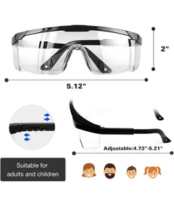 Safety Goggles Kit