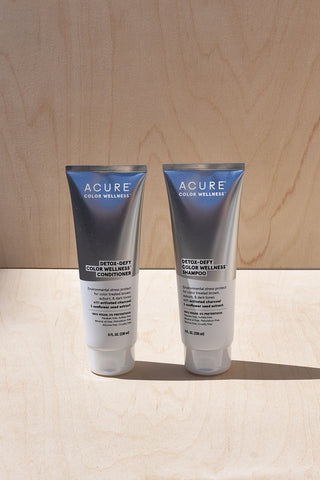 Acure - Shampoo - Detox Defy Color Wellness