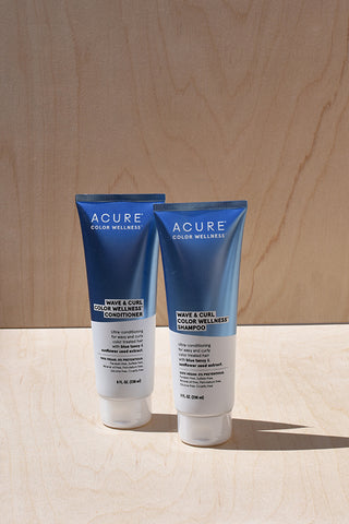 Acure - Conditioner - Wave & Curl Color Wellness
