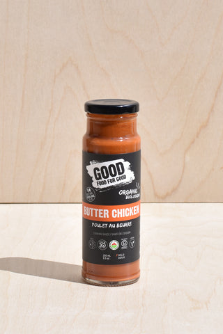 Good For You - Org. Butter Chicken Sauce