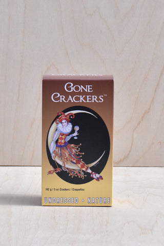 Gone Crackers - Undressed