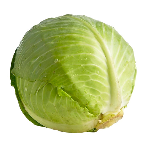 Cabbage - Green - Organic (lb)