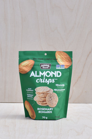 Hippie Snacks - Almond Crisps Rosemary