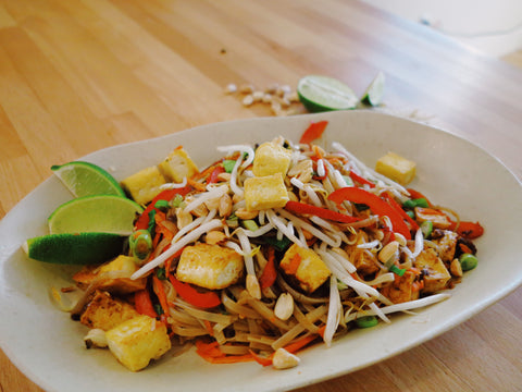 Tofu Pad Thai - Meal Kit