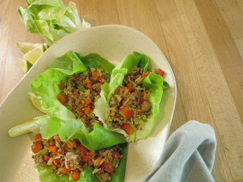 Pork Lettuce Wraps - Meal Kit
