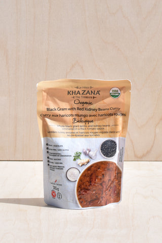Khazana - Org. Black Gram & Red Kidney Beans Curry