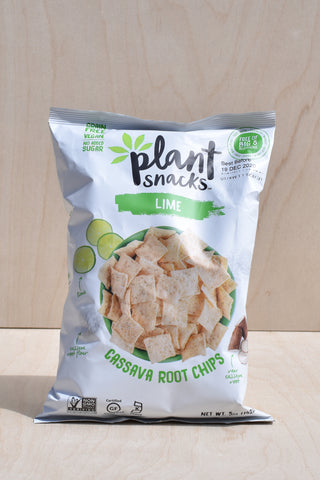 Plant Snacks - Lime