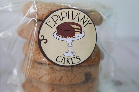 Epiphany Cakes - Brown Butter Chocolate Chip Cookies (6 pack)