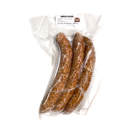 MEAT MATTERS FARMERS SAUSAGE