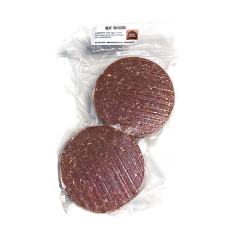 MEAT MATTERS BURGER PATTIES