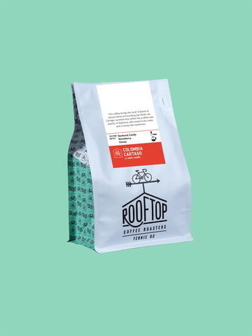 Rooftop Coffee Roasters - Colombia Cartago